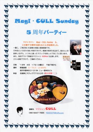 Magicull_sunday
